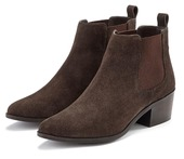 Lascana Chelsea Boots  Brun