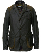Barbour Lifestyle Beacon Sports Jacket Olive