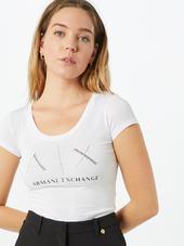 Armani Exchange Shirts  Hvid