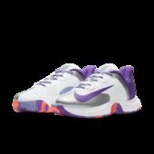 Nikecourt Air Zoom Gp Turbo-hardcourt-tennissko Til Kvinder - Hvid