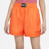 Nike Sportswear-vævede Shorts Til Kvinder - Orange