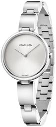 Calvin Klein 99999 Dameur K9u23146 Sølvfarvet/stål Ø32 Mm