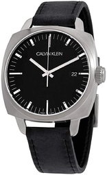 Calvin Klein Fraternity Herreur K9n111c1 Sort/læder