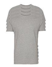 Basic T-shirt T-shirt Grå Kronstadt