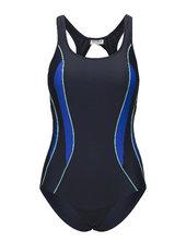 Swimsuit Alba Sport Badedragt Badetøj Blå Wiki
