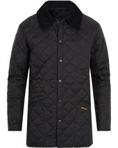Barbour Lifestyle Classic Liddesdale Jacket Black