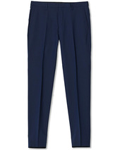 Tiger Of Sweden Thodd Wool Suit Trousers Navy