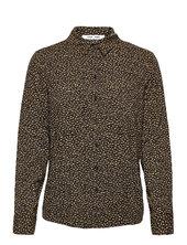 Milly Shirt Aop 9942 Langærmet Skjorte Multi/mønstret Samsøe Samsøe