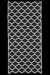Plastgulvtæppe Wave 70x200 Cm
