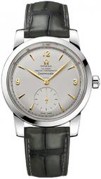 Omega Seamaster 1948 Herreur 511.93.38.20.99.001 Sølvfarvet/læder