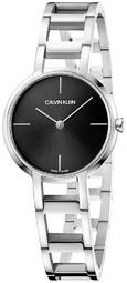 Calvin Klein 99999 Dameur K8n23141 Sort/stål Ø32 Mm