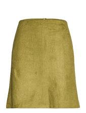 Skirts Woven Kort Nederdel Grøn Esprit Casual