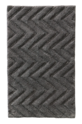 Arild Badeværelsesmåtte 80x150 Cm  Grå