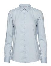 Zashirt 1 Shirt Langærmet Skjorte Blå Fransa