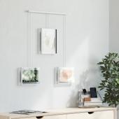 Umbra Exhibit 3 Fotorammer - Hvid