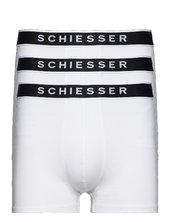 Shorts Boxershorts Hvid Schiesser