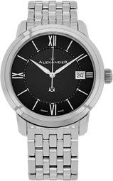 Alexander Heroic Herreur A111b-03 Sort/stål Ø40 Mm