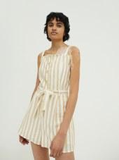 Edited Jumpsuit 'mariam'  Blandingsfarvet / Beige