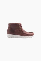 Emma Pull Up - Bordeaux - Nature Footwear - Bordeaux 40