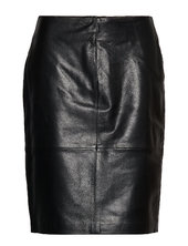 Folly Skirt Kort Nederdel Sort Soaked In Luxury