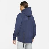 Nike Sportswear Premium Essentials-anorak Uden For Med Hætte Til Mænd - Blå
