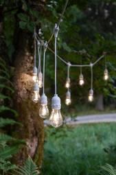 String Light Lyskæde Hvid