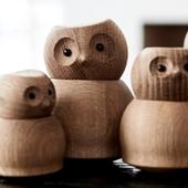 Træ Ugle Andersen Furniture - Large