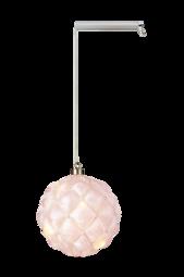 Pearl Glas Dekoration 15 Cm