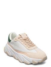 Svea Lace Sneaker Low-top Sneakers Hvid Svea