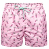 Panos Emporio Pineapple Apollo Swim Shorts