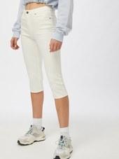 Edc By Esprit Jeans  White Denim