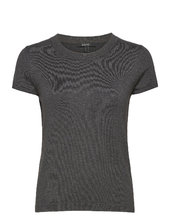 Sweaters T-shirt Top Grå Esprit Collection