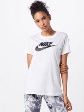 Nike Sportswear Shirts 'futura'  Sort / Hvid