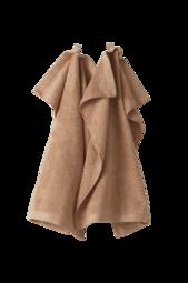 Earth Håndklæde 2-pak Beige