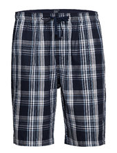 Shorts Hyggebukser Blå Schiesser