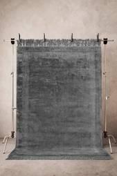 Rome Tuftet Tæppe 200x300 Cm Gray