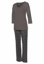 S.oliver Pyjamas  Mørkegrå