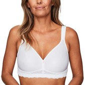 Abecita Pure Touch Organic Cotton Soft Bra