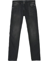 Replay Anbass Powerstretch Jeans Grey/black
