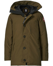 Canada Goose Chateau No Fur Parka Military Green