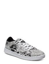 Jane Snake Low-top Sneakers Multi/mønstret Woden