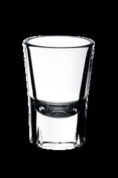 Snapseglas Gc, 4,0 Cl 6 Stk.