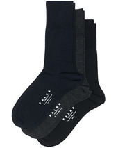 3-pack Airport Socks Dark Navy/black/anthracite