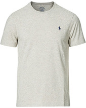 Polo Ralph Lauren Custom Slim Fit Tee New Grey Heather