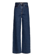 High Loose Lazy Sunday Vide Jeans Blå Levi´s Women
