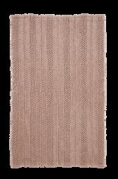 Nea Badeværelsesmåtte 80x120 Cm Sandbeige