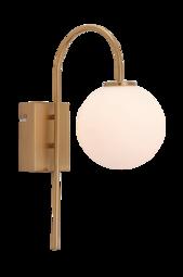 Væglampe 1 Ballon