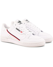 Adidas Originals Continental 80 Sneaker White