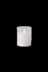 Mr Twinkle Led-lys - Lav Transparent/hvid