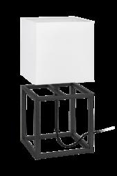 Bordlampe Cube 1l 45 Cm